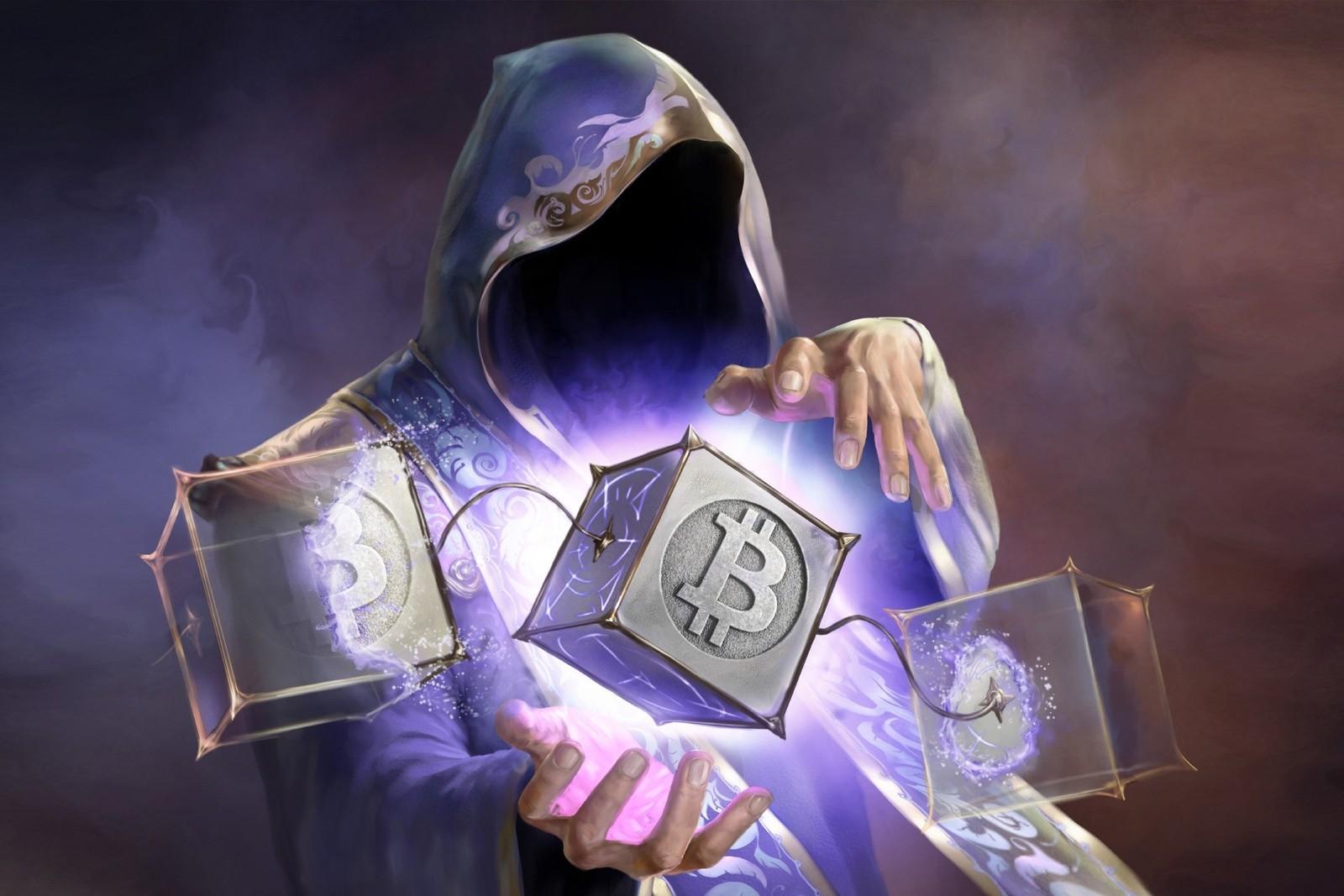 История блокчейн технологий