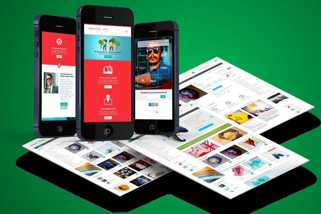 Сделайте дизайн ненужным и непригодным для мобильных устройств