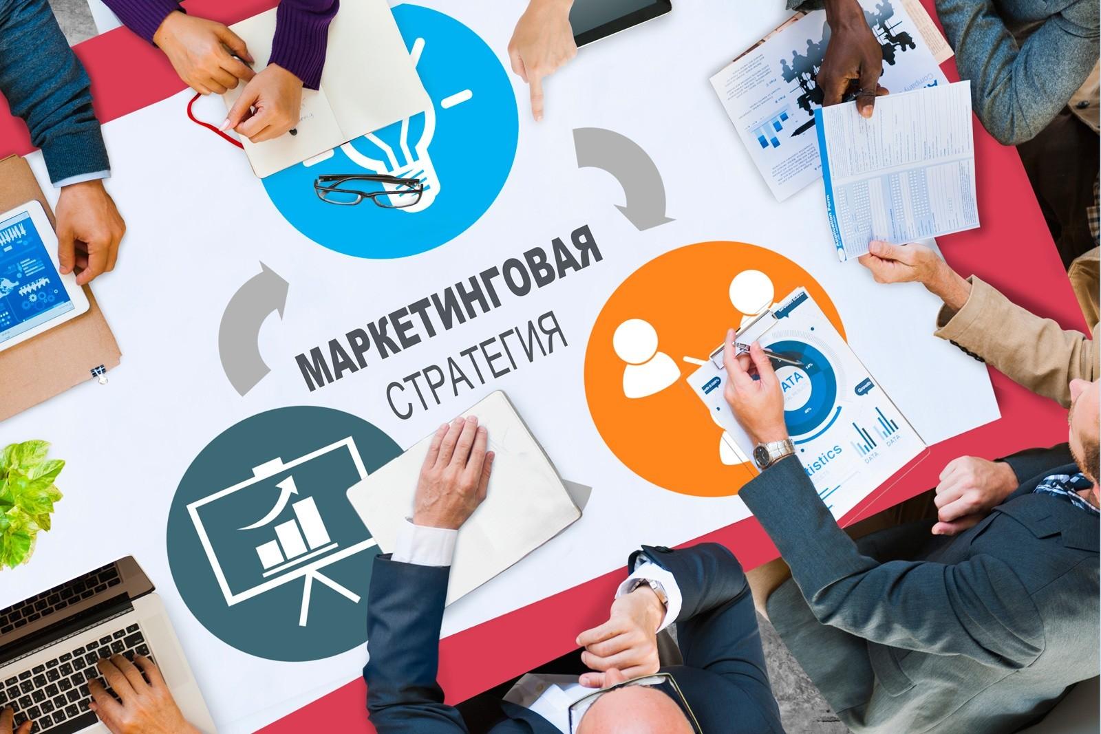 Стратегия, реклама и целевая страница