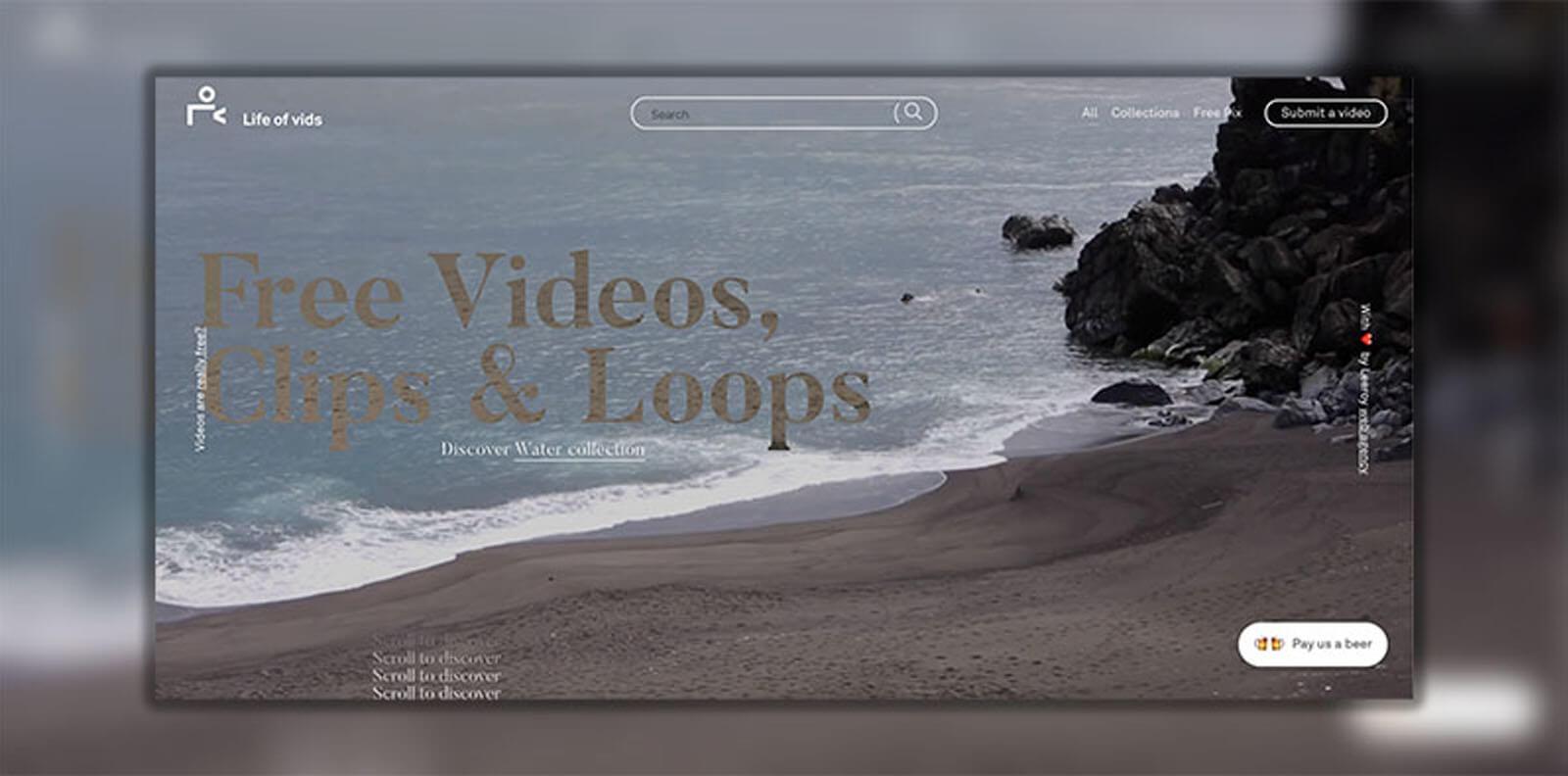 4. Lifeofvids.com – новые видео каждую неделю