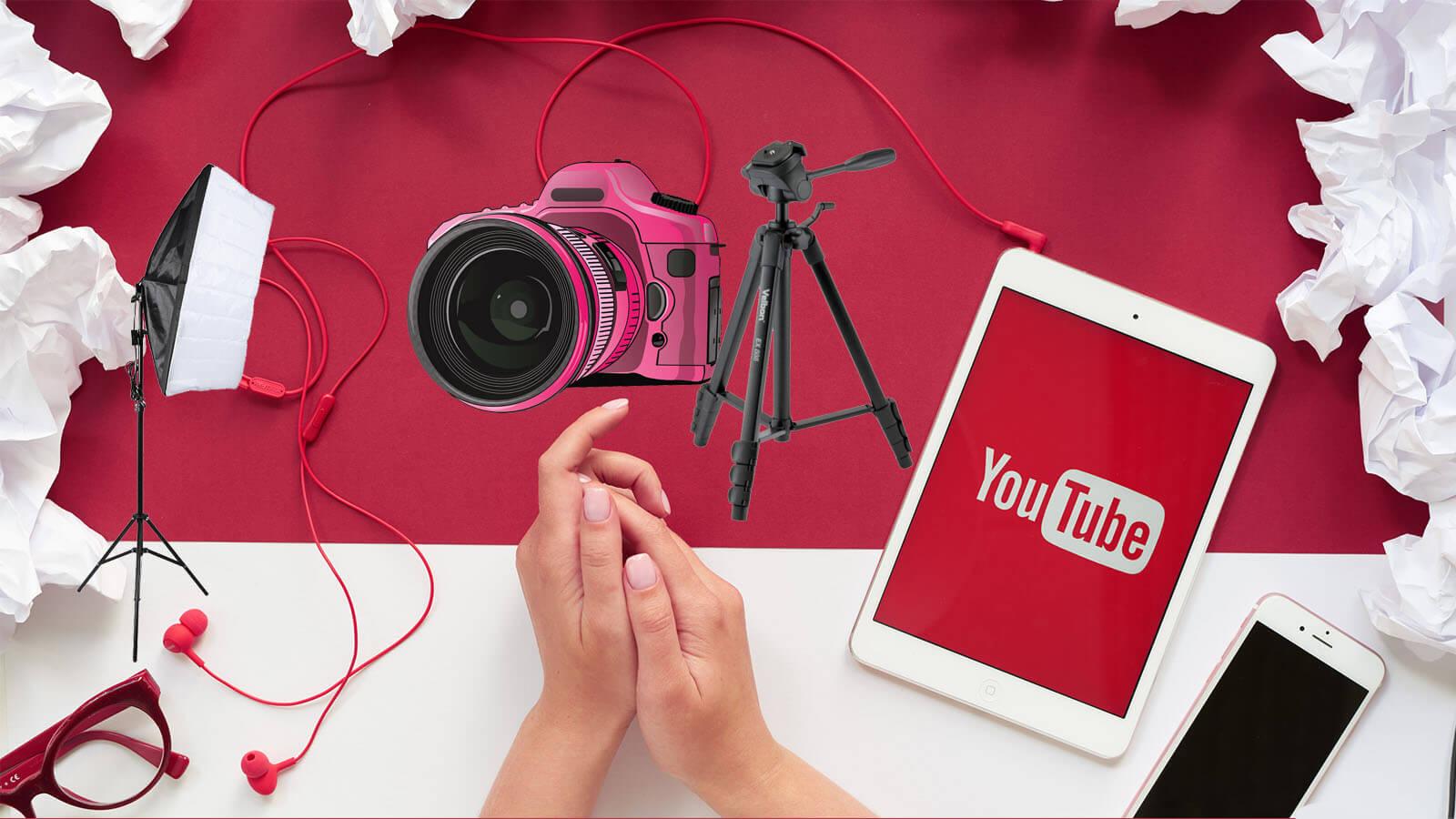7 важных моментов бюджетной видеостудии